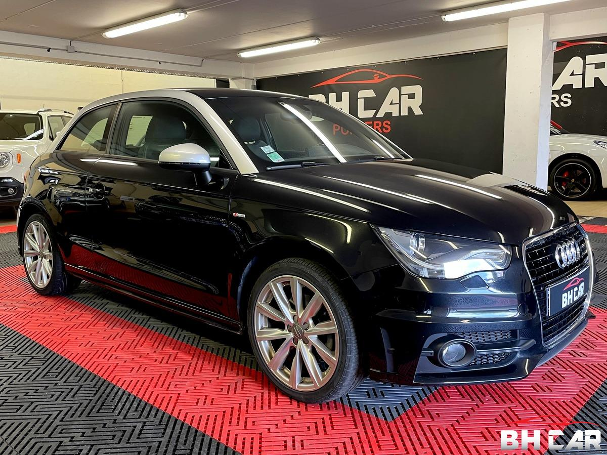Audi A1 1.4 TFSI 185 CH AMBITION LUXE ETHANOL