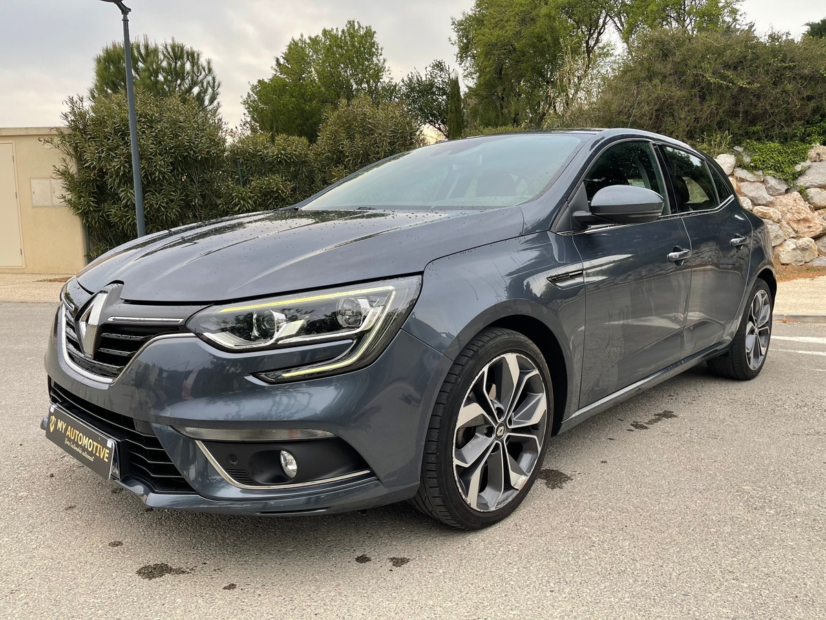 Renault Megane IV 1.5 DCI 110 Energy Business