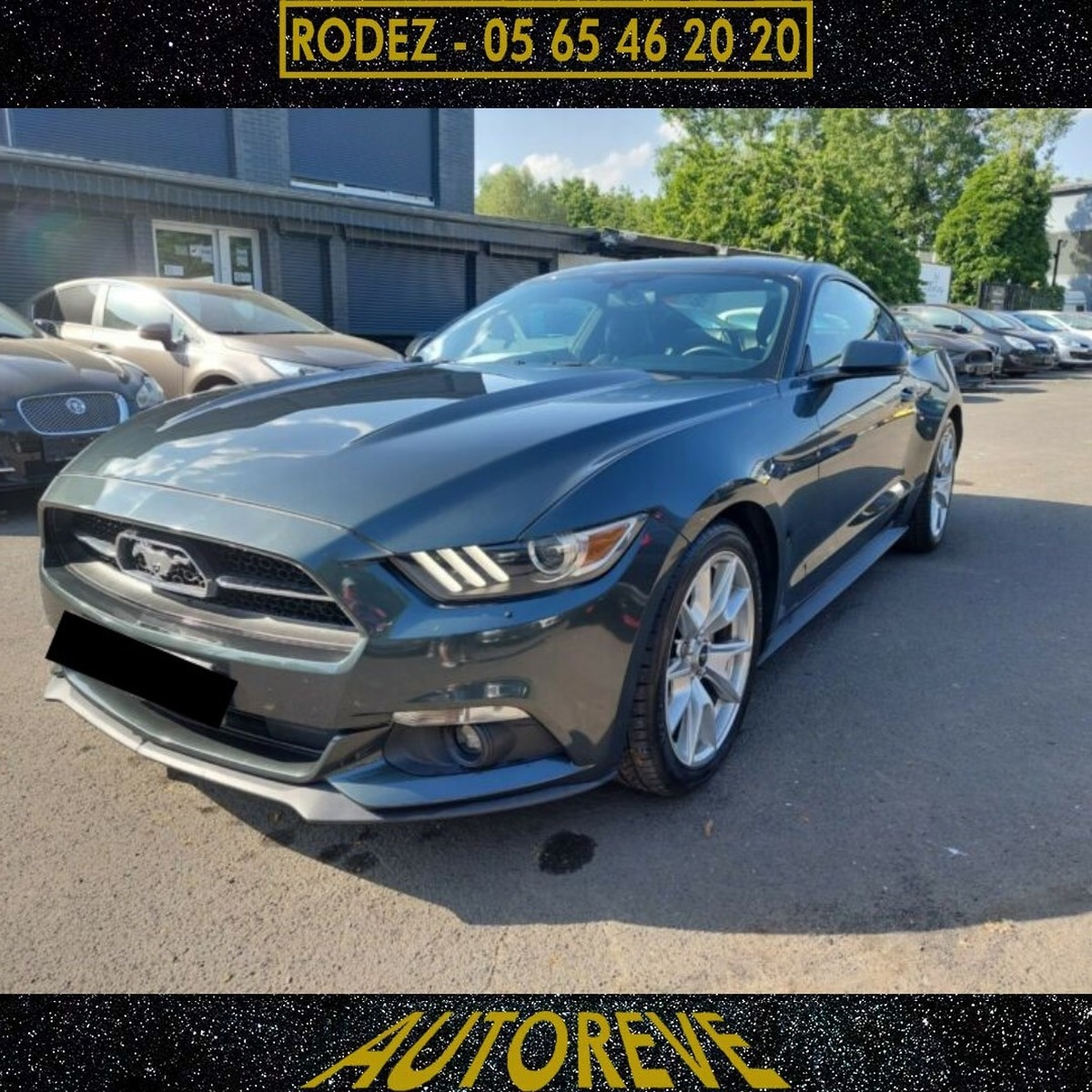 Ford Mustang 2.3 Eco Boost 50éme anniversaire