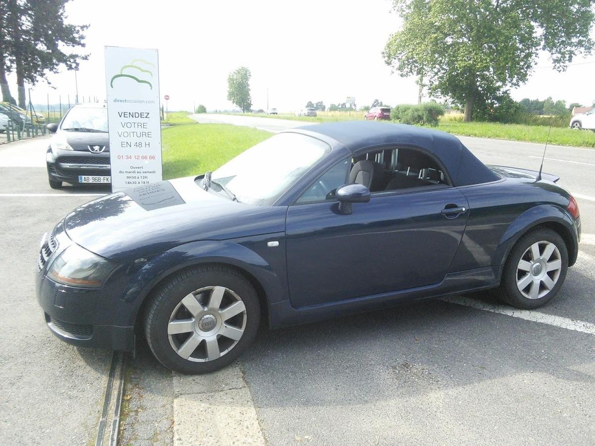 Audi Tt 1.8i TURBO ROADSTER 150 165590km
