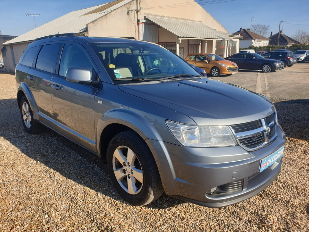 Dodge Journey 2.0 CRD 140 chv 7 place