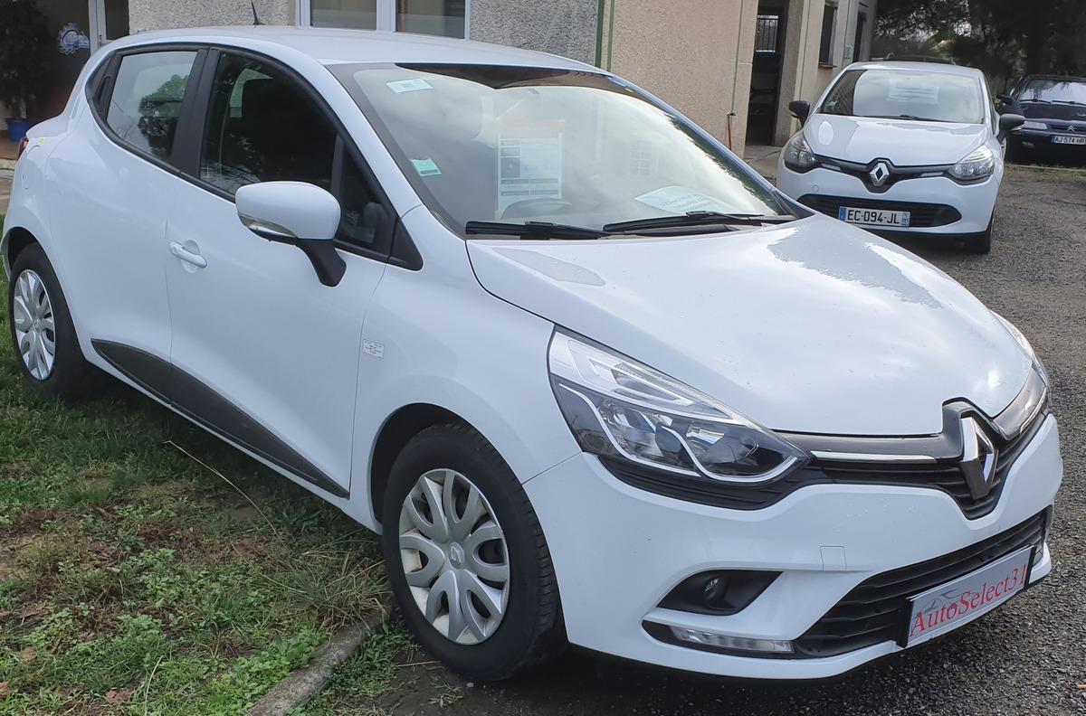 Renault Clio IV 38000KM 2018 8490TC