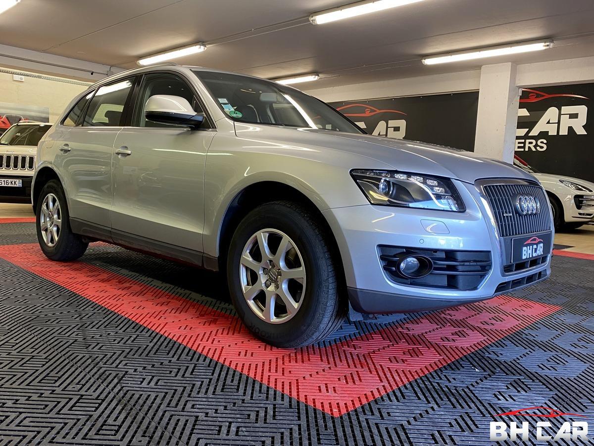Audi Q5 2.0L TDI 170CH AMBITION QUATTRO