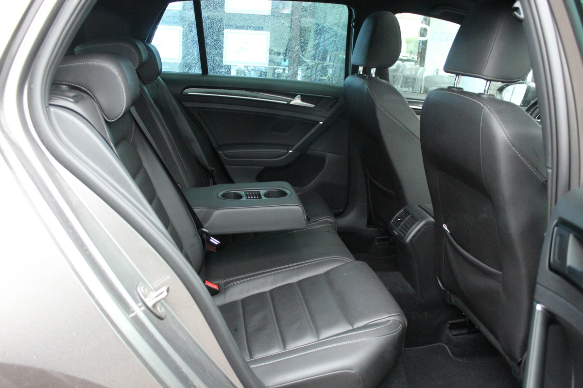 Volkswagen Golf 7 VII 2.0L TDI 184 GTD DSG6 Full 6