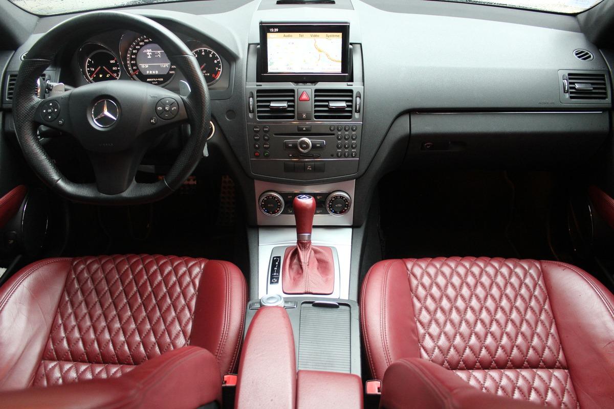 Mercedes Classe C III 63 L AMG SPEEDSHIFT457ch