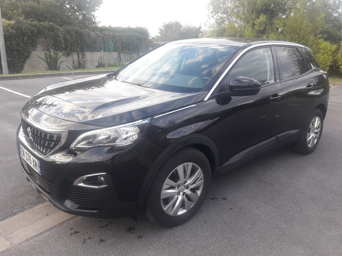 Peugeot 3008 Active Business 1.6Bluehdi120 1èMain