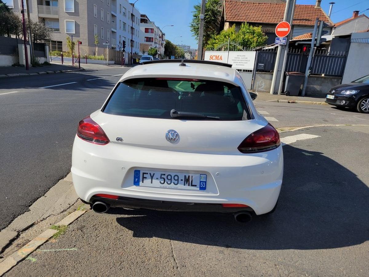 Volkswagen Scirocco II R 2.0 TSI DSG6 265Ch