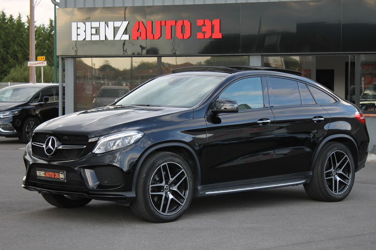 Mercedes Classe Gle GLE COUPE 350 FASCINATION AMG