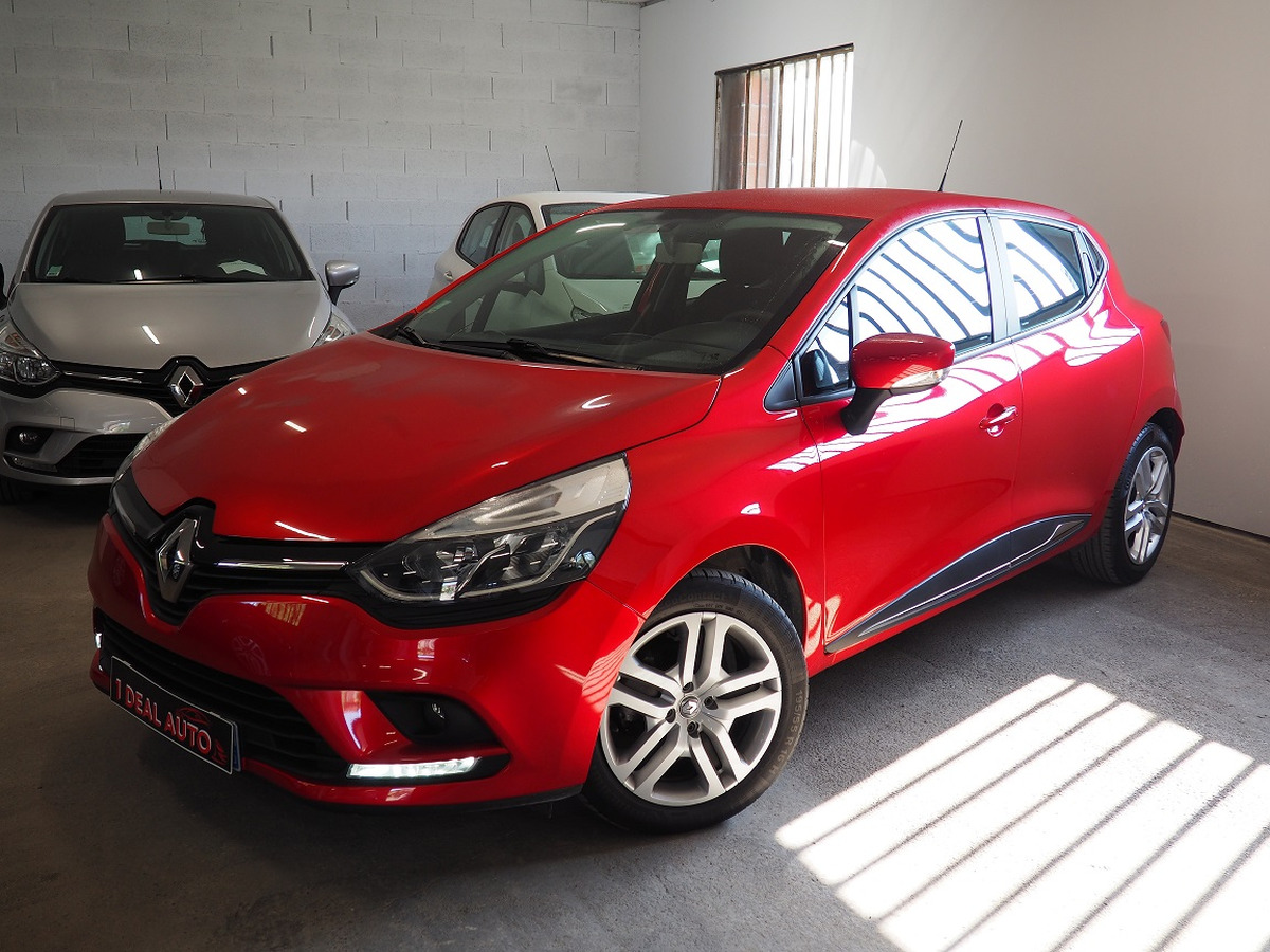 Renault Clio IV TCE 90 BUSINESS GPS 2019 40.000km