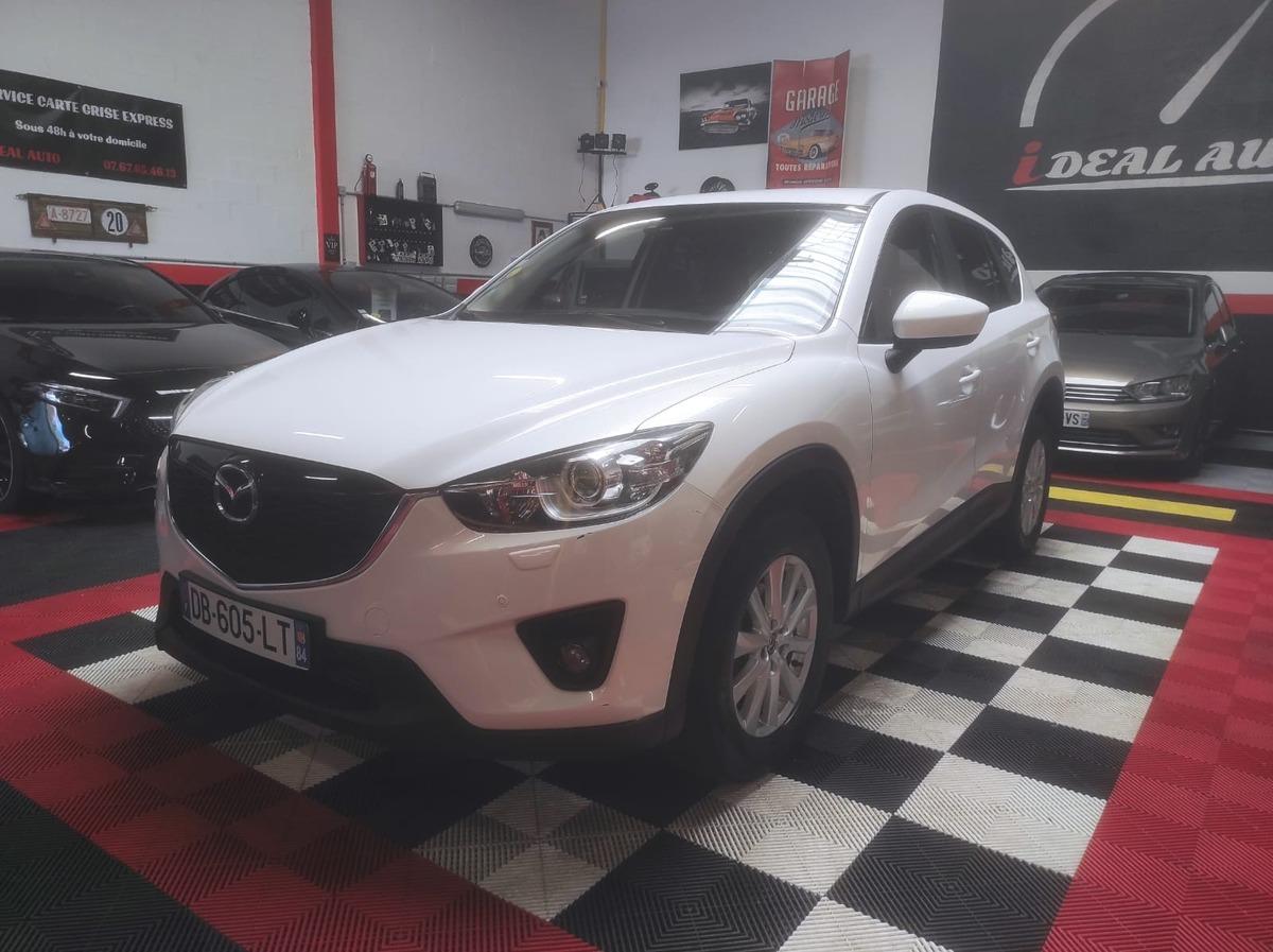 Mazda Cx-5 2.2 SkyActiv-D 4X2 150cv Dynamique BVA