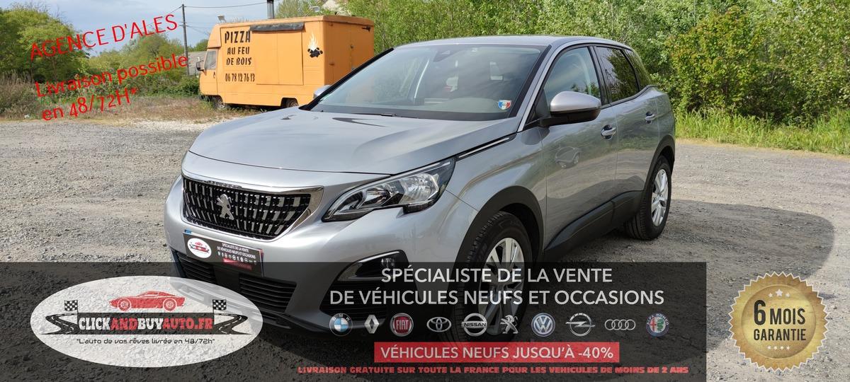 Peugeot 3008 Active Business 1.6 120