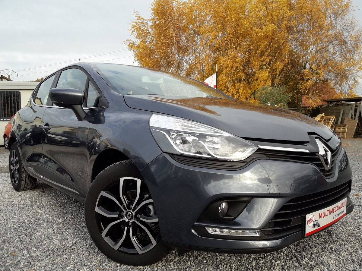 Renault Clio Tce 75 Cool & Sound 2 - NEUF