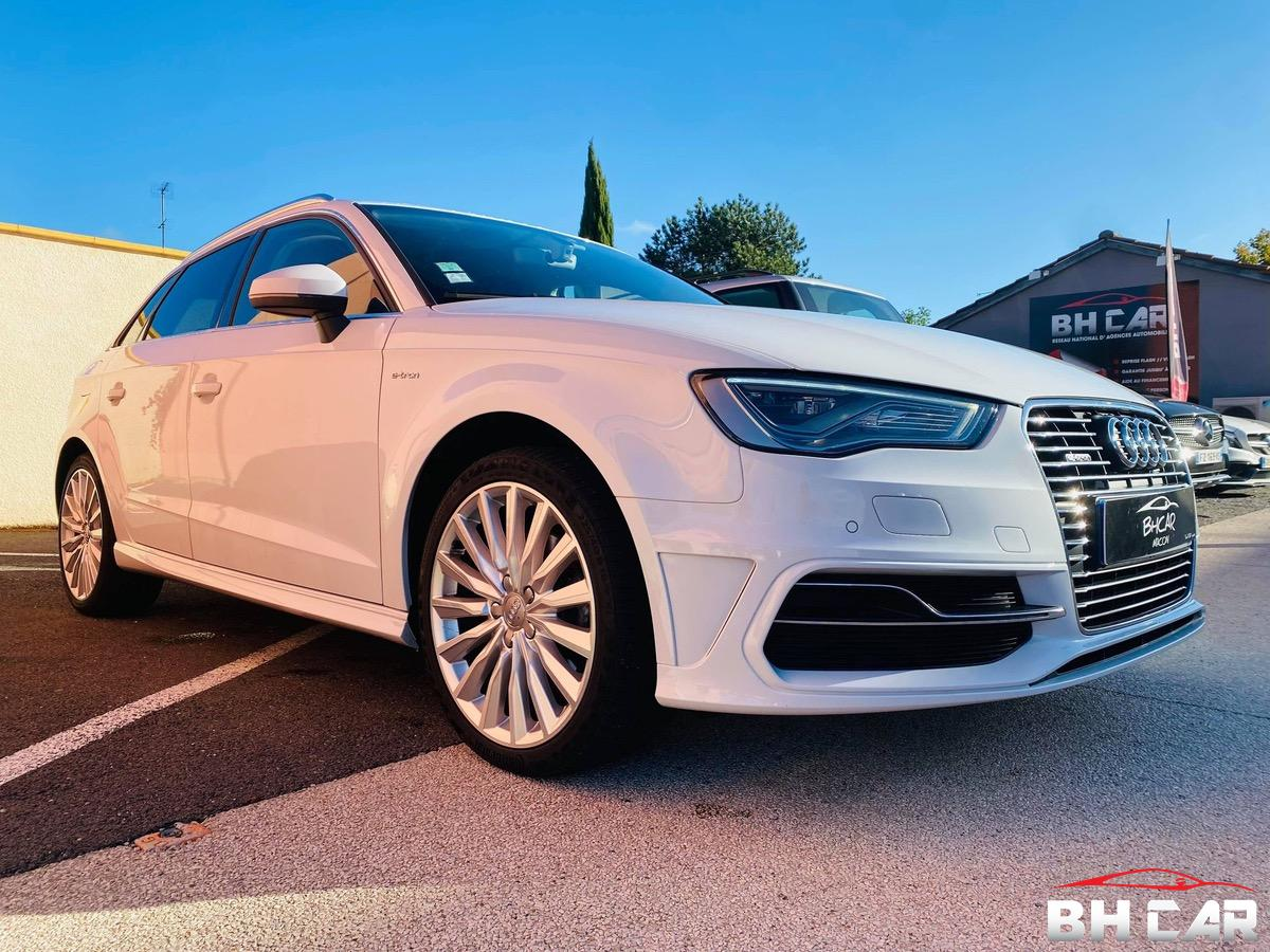 Audi A3 sportback 1.4 tfsi e-tron 204 S-tronic