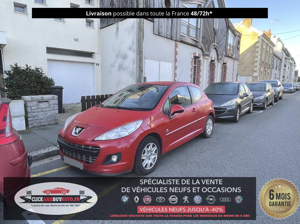 Peugeot 207 urban 3p