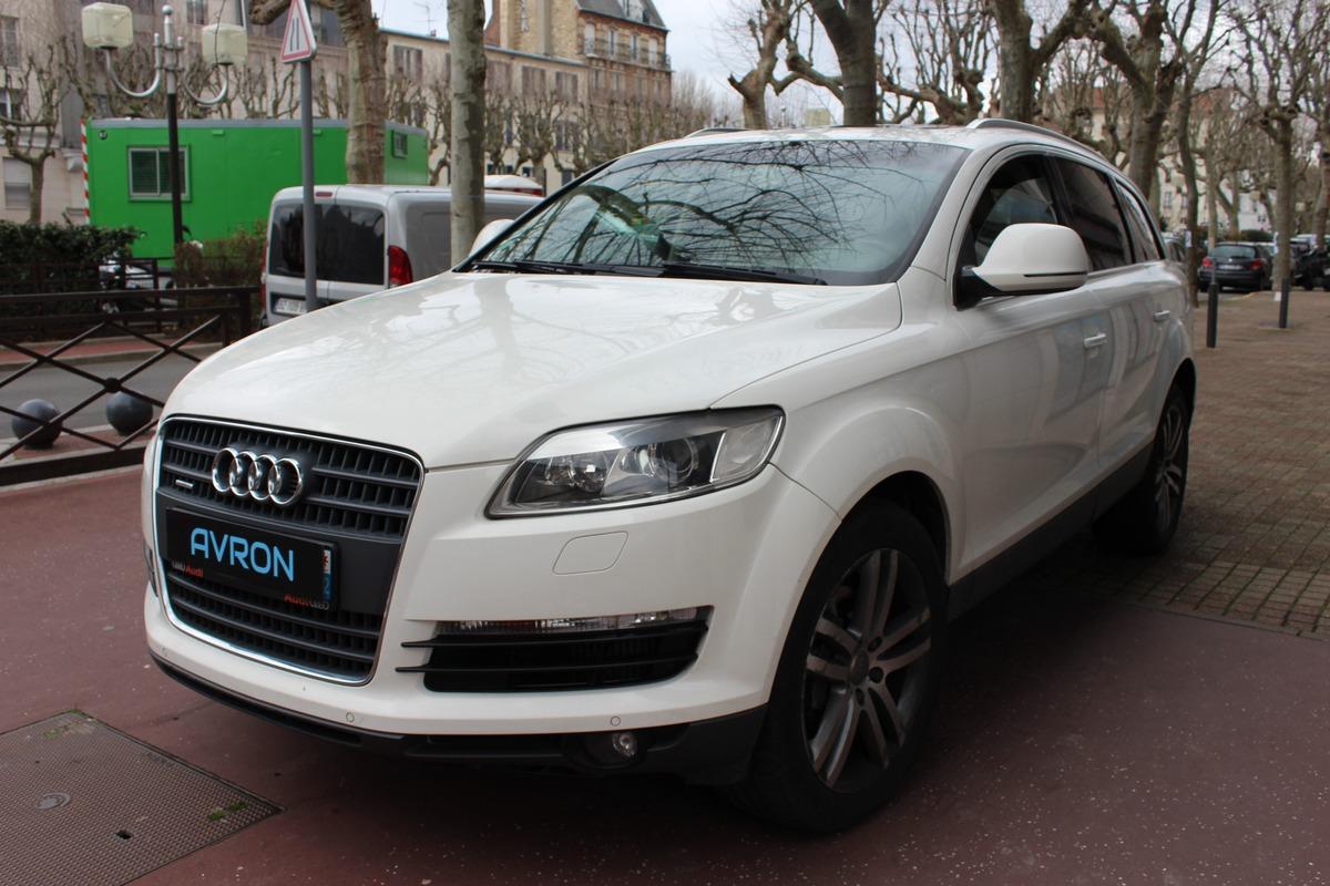 Audi Q7 3.0 V6 TDI AVUS TIPTRONIC 7PL