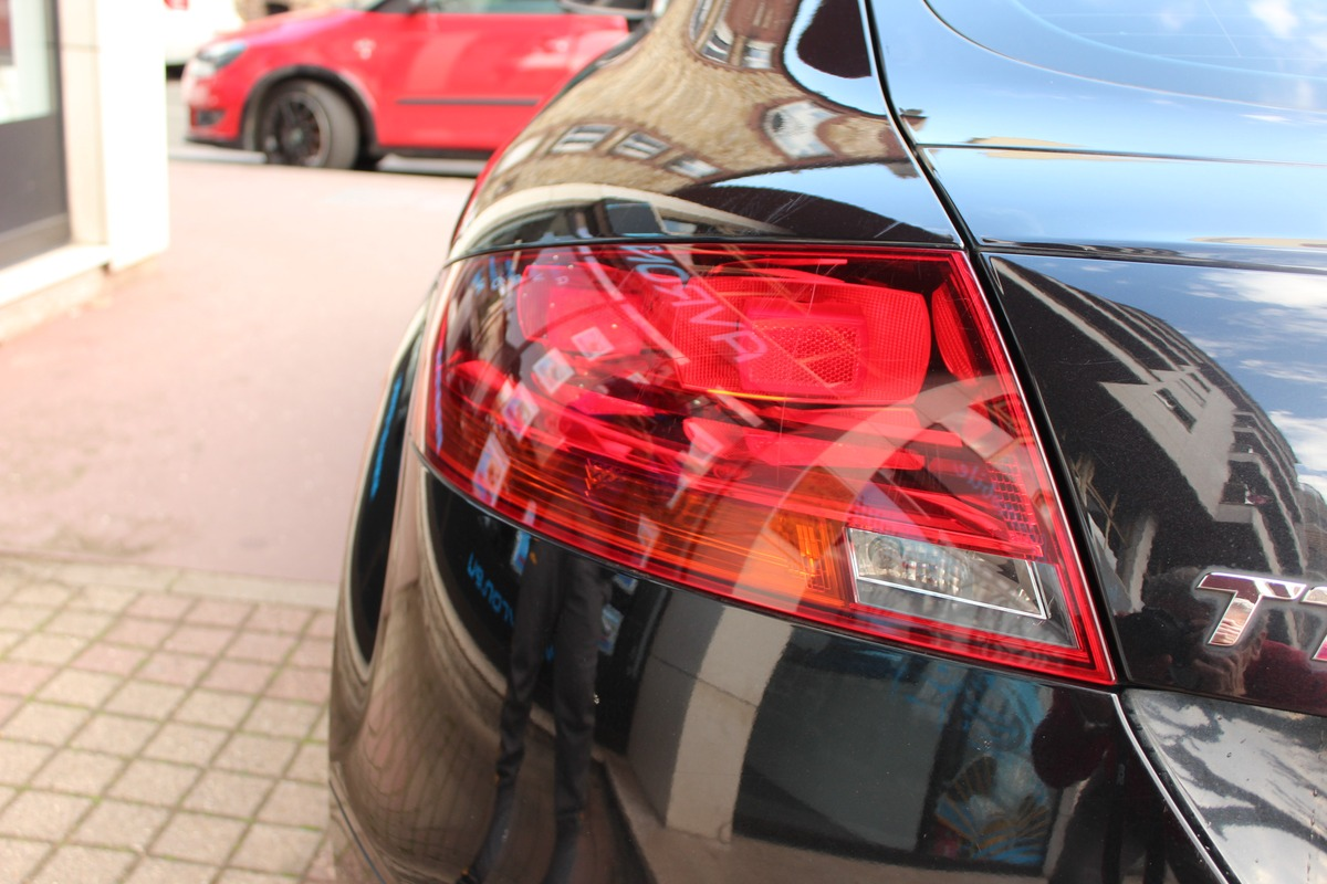 Audi Tt II(2) COUPE 2.0L TDI  QUATTRO S line 210 1