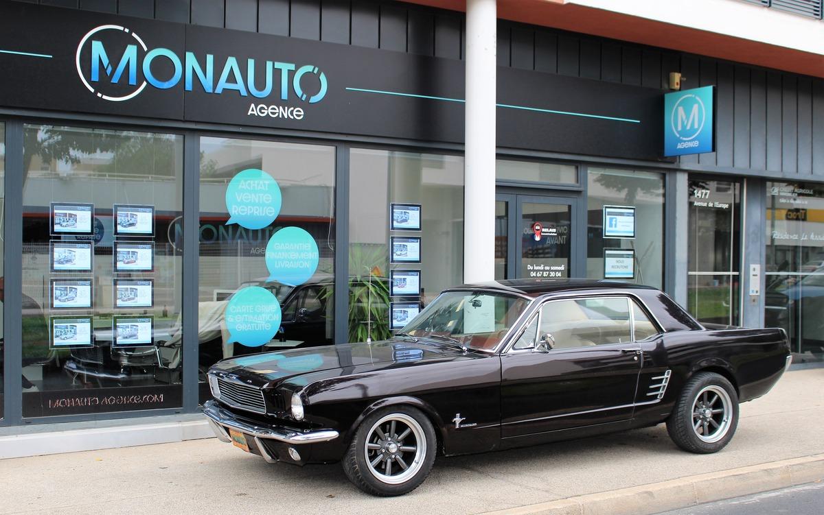 Ford Mustang 1966 L6 200CI 40TH Anniversary FR
