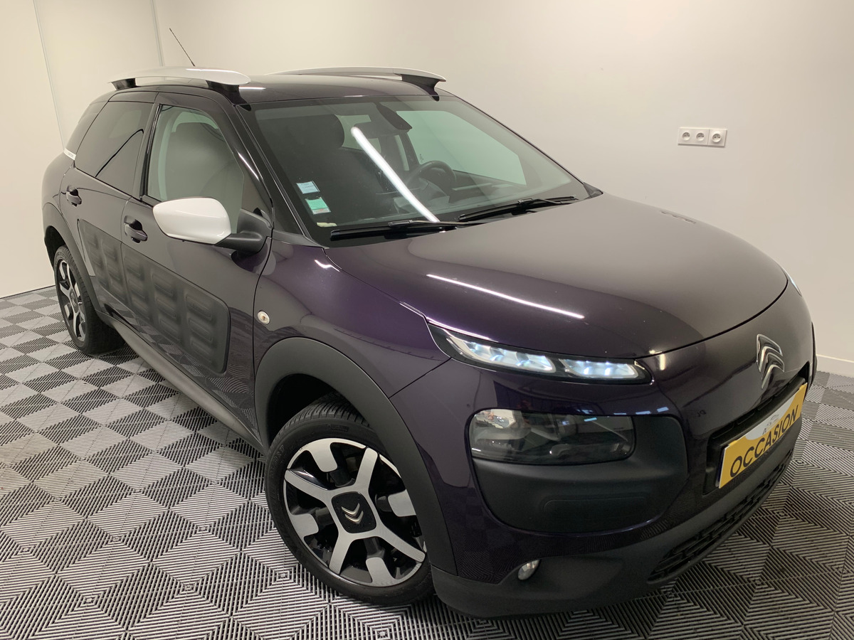 Citroen C4 Cactus 1.6 BlueHDi 100 cv Shine Edition