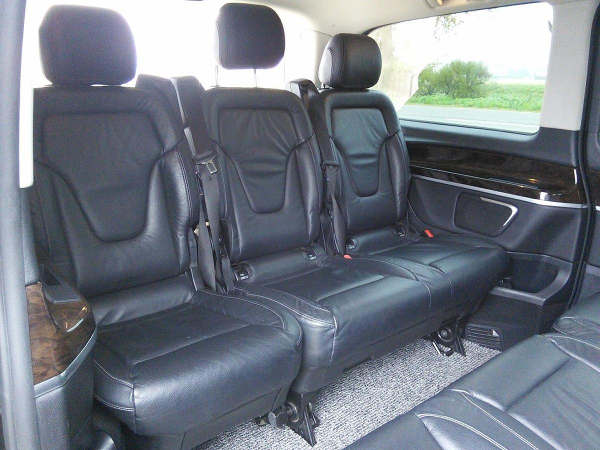 Mercedes Classe V 220 CDI 163 AVANTGARD 8PL 217000