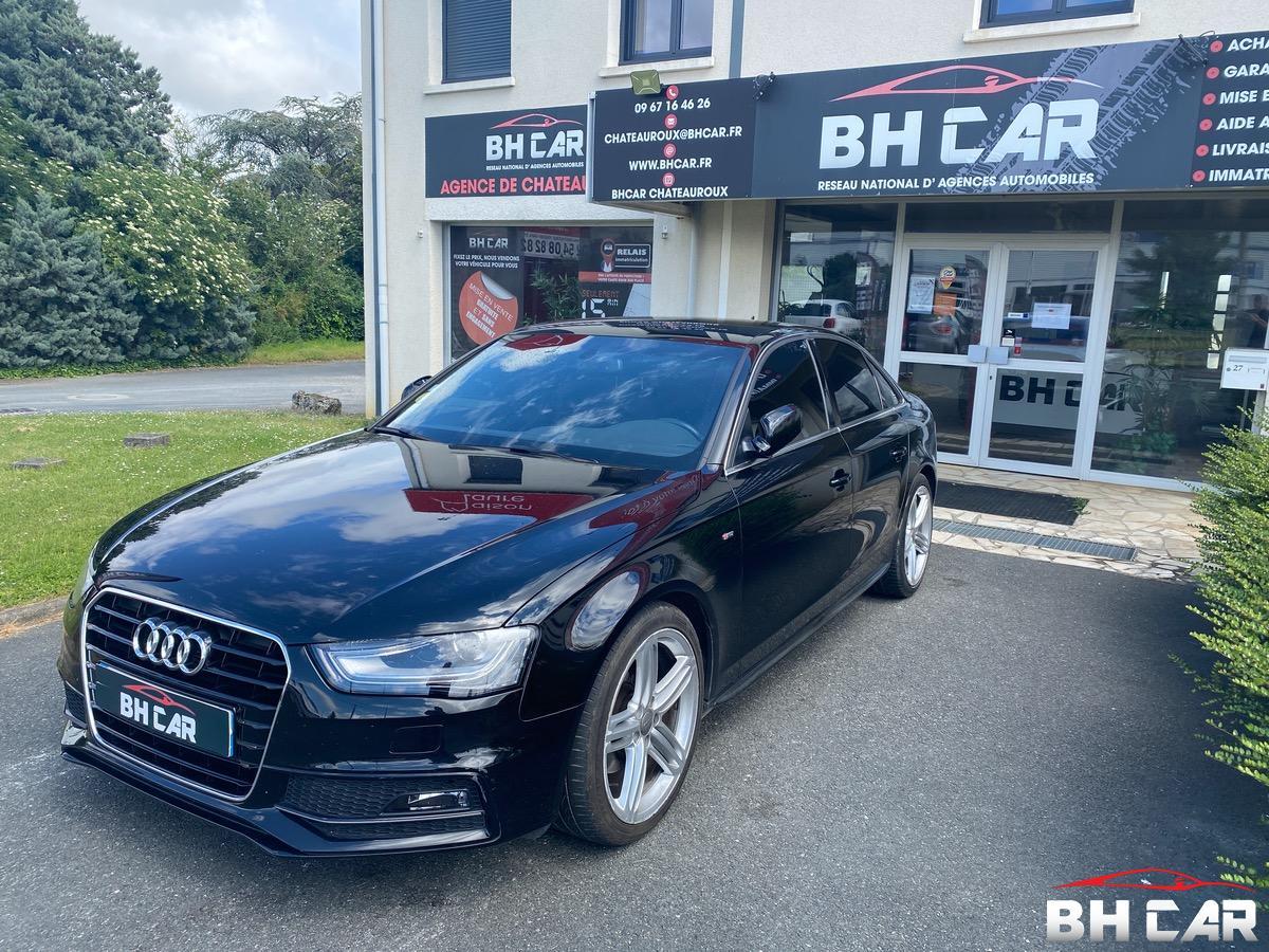Audi A4 2.0 tdi dpf clean diesel - 150 - bva multi