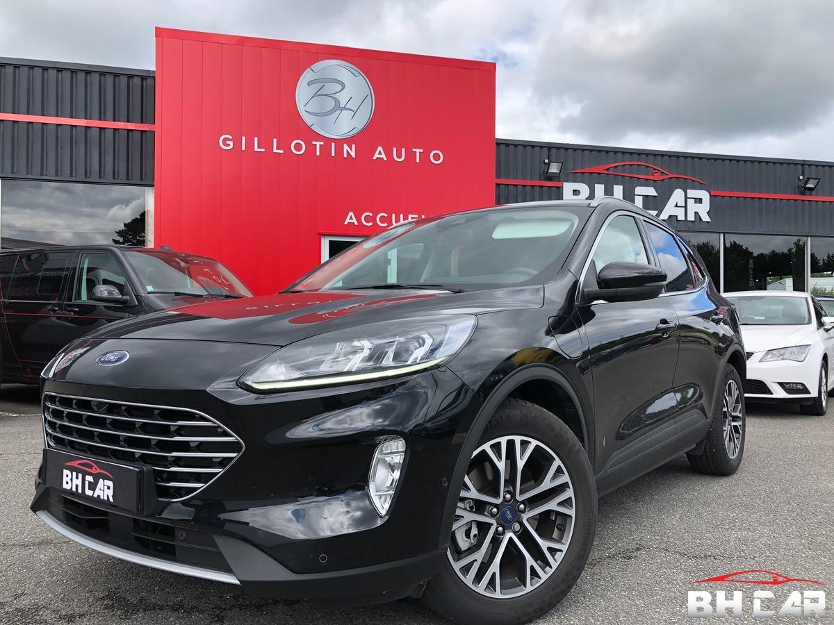 Ford Kuga 2.5 Duratec 225 PHEV Titanium GRT 2025