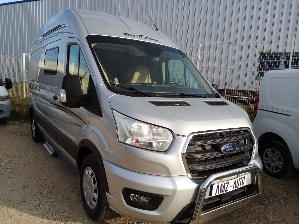 Ford Transit FORTY VANS 4X4 170CH