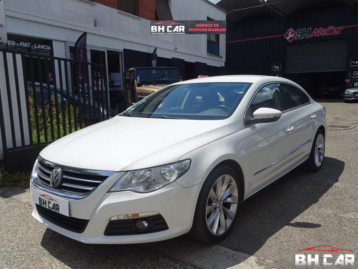 Volkswagen Passat Cc 2.0 TDI BLUEMOTION 5 PLACES