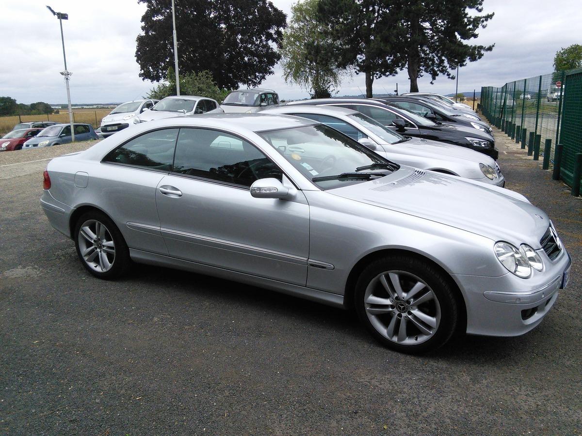 Mercedes Classe Clk 220 2.2 CDI 150 121261km