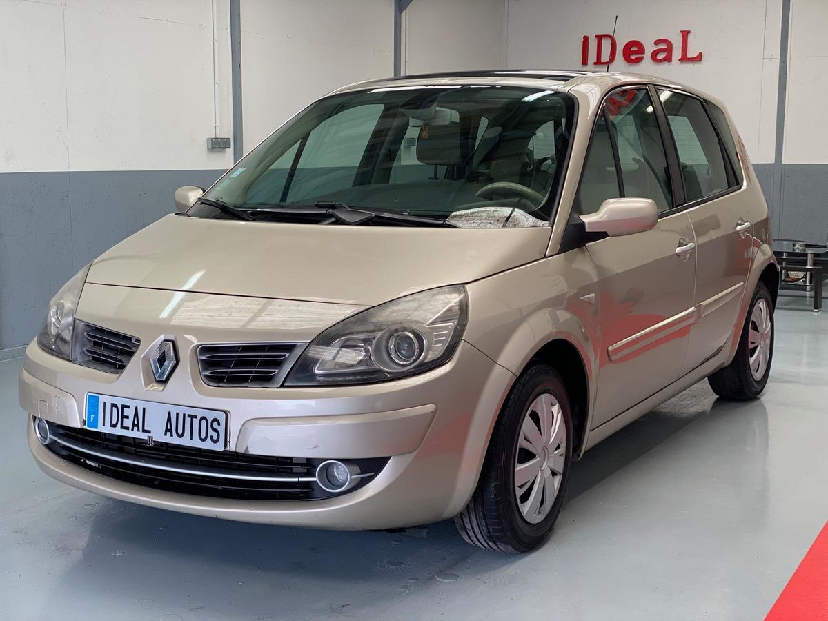 Renault Scenic 1.5 dci 105 LATITUDE