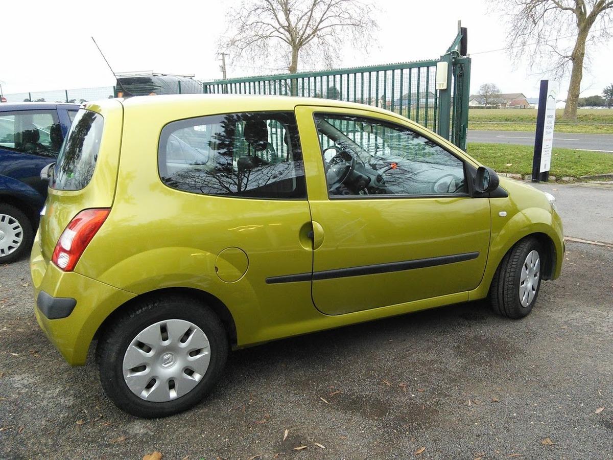 Renault Twingo 1.2 AUTHENTIQUE 75CV 92916km
