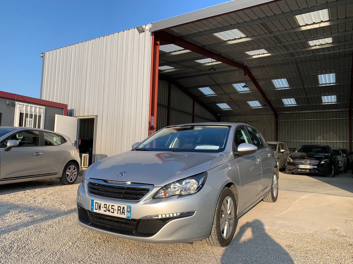 Peugeot 308 1.6 HDI 120 ACTIVE BUSI EAT6 75000KMS