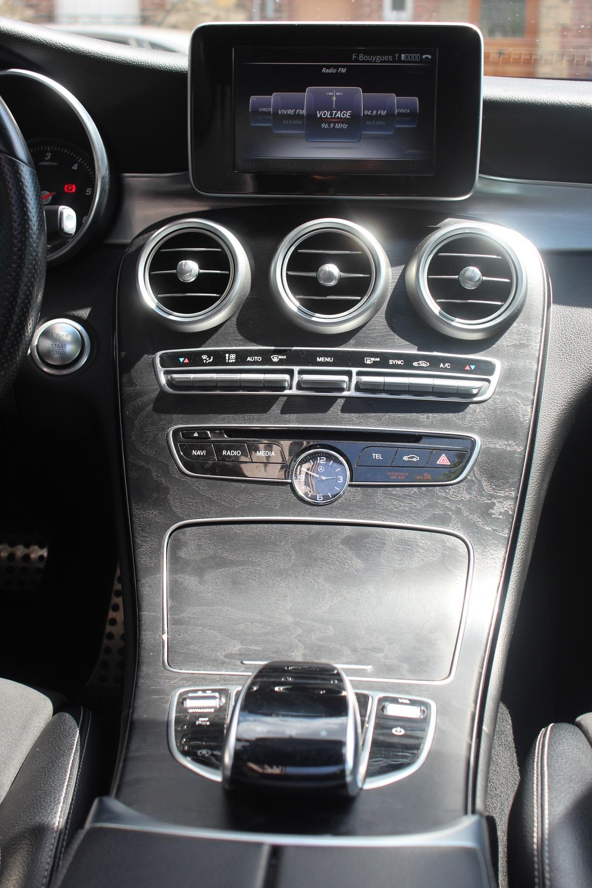 Mercedes Classe C C COUPE 250 D SPORTLINE BVA9  2P