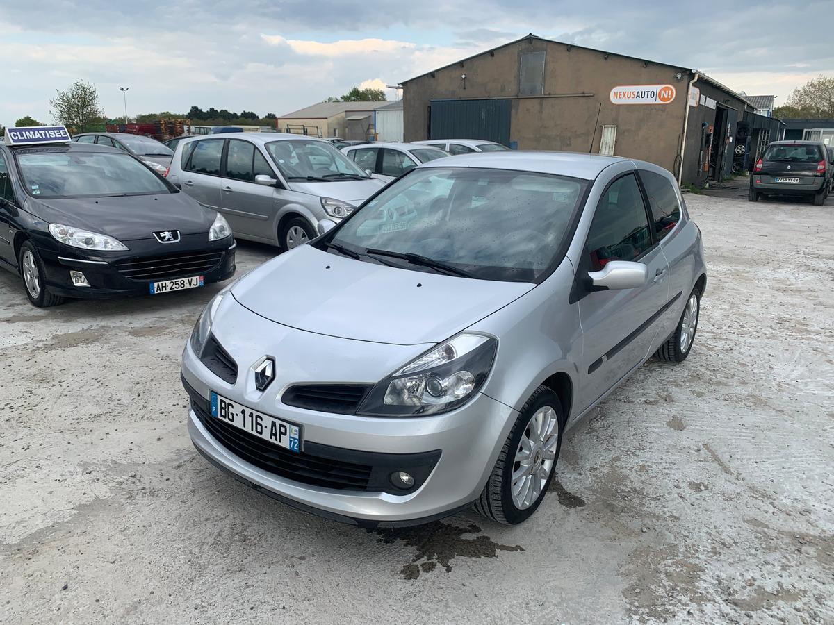 Renault Clio 1.5 dci - 85CH EXCEPTION 136033KM