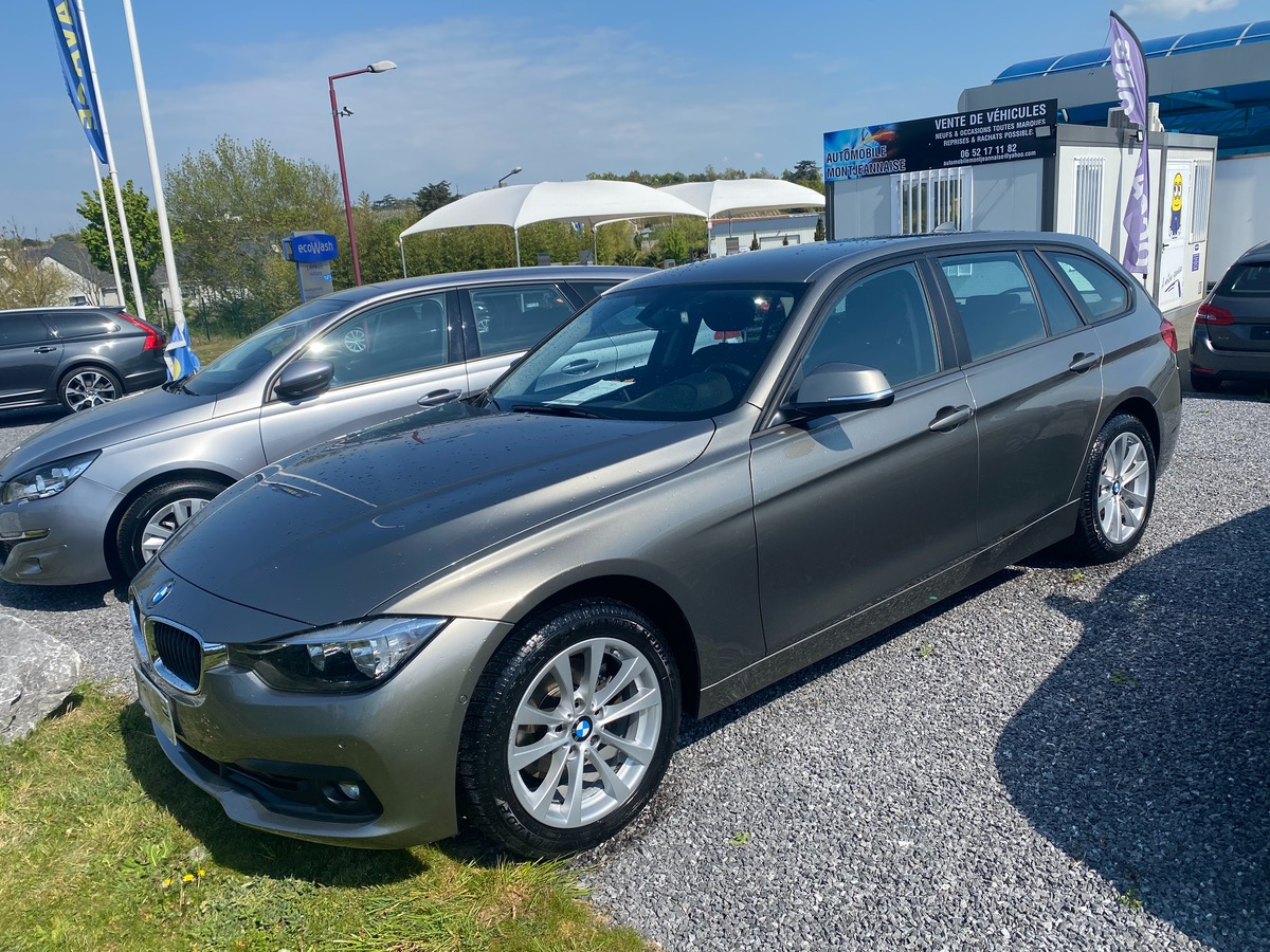 Bmw Serie 3 Touring 320d Xdrive business