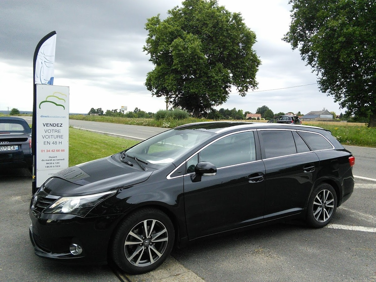 Toyota Avensis Verso 2.0 SW 124 D-4D STYLE 44495km