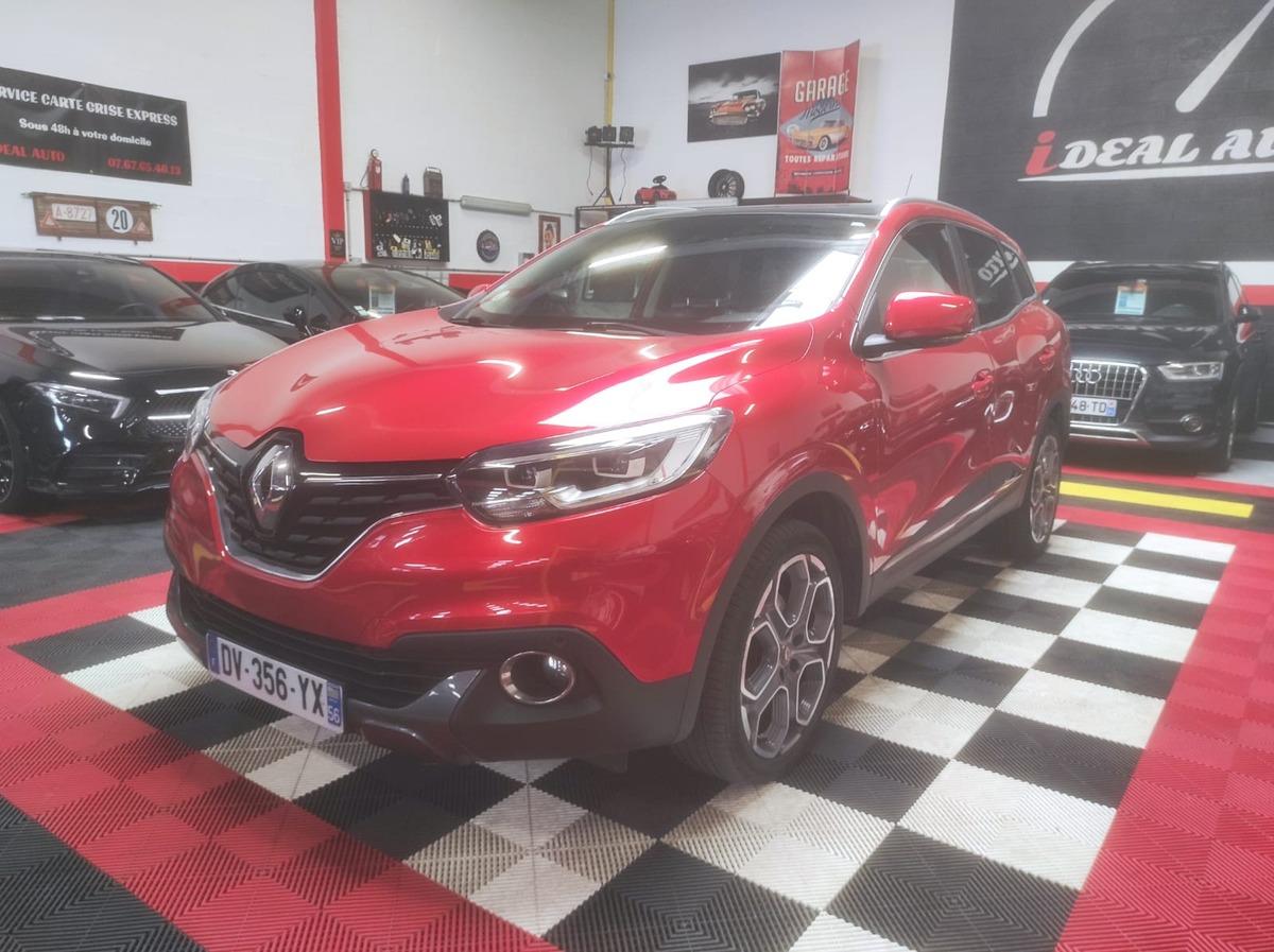Renault Kadjar 1.6 dCi 130cv Intens 2WD BVM6