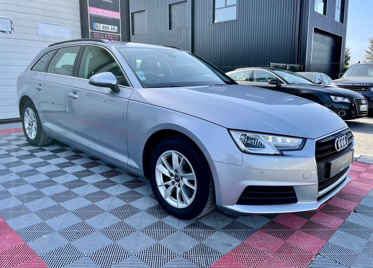 Audi A4 V AVANT 2.0 150 ULTRA BUSINESS LINE BVA a