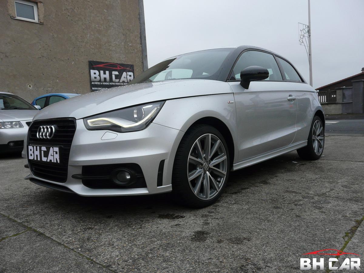 Audi A1 1.6 tdi 90ch S-LINE m