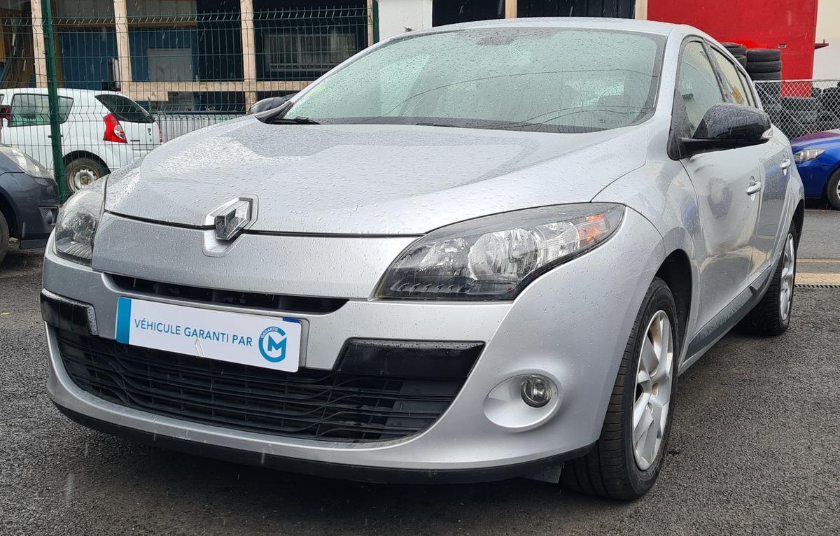 Renault Megane Paiement(x4x10) 1.9DCI130
