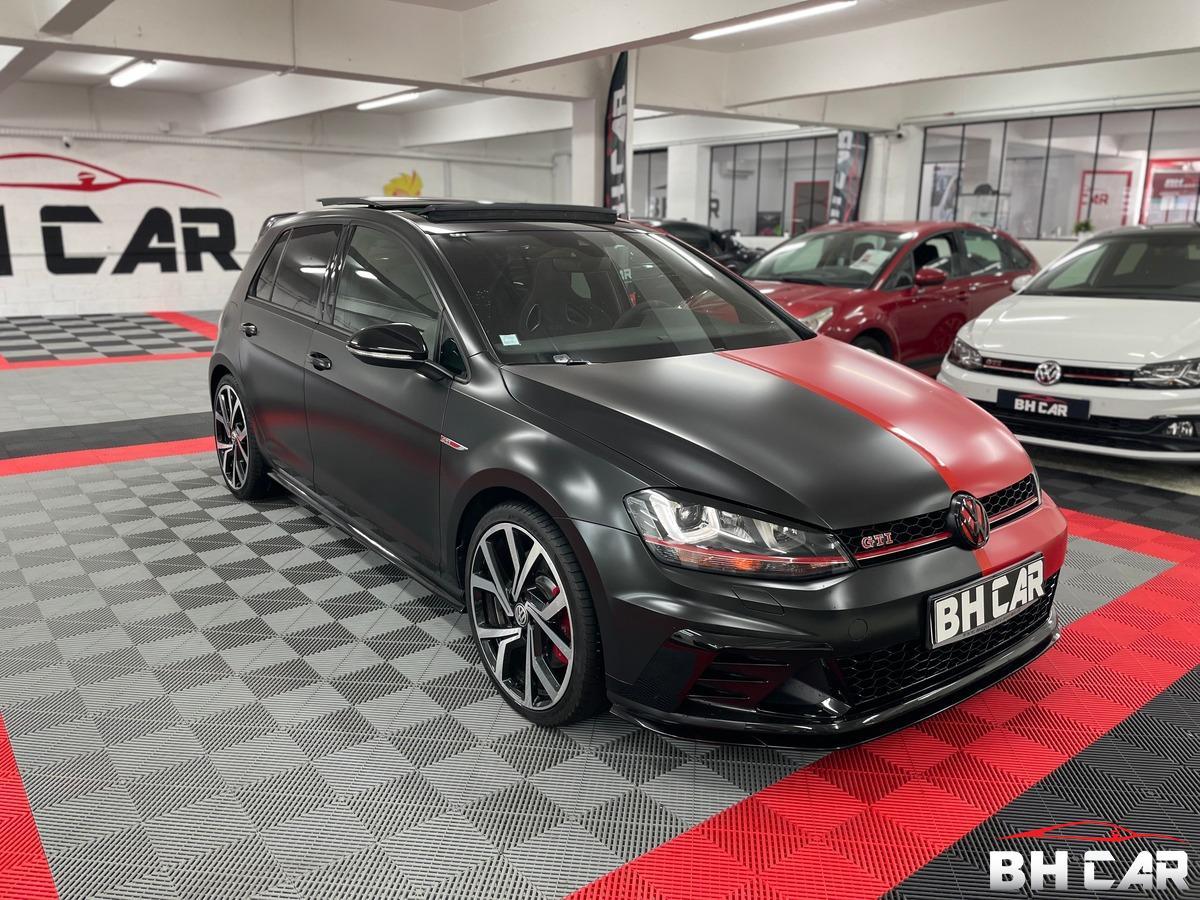 Volkswagen Golf 7 GTI CLUBSPORT STAGE 1 RECARO