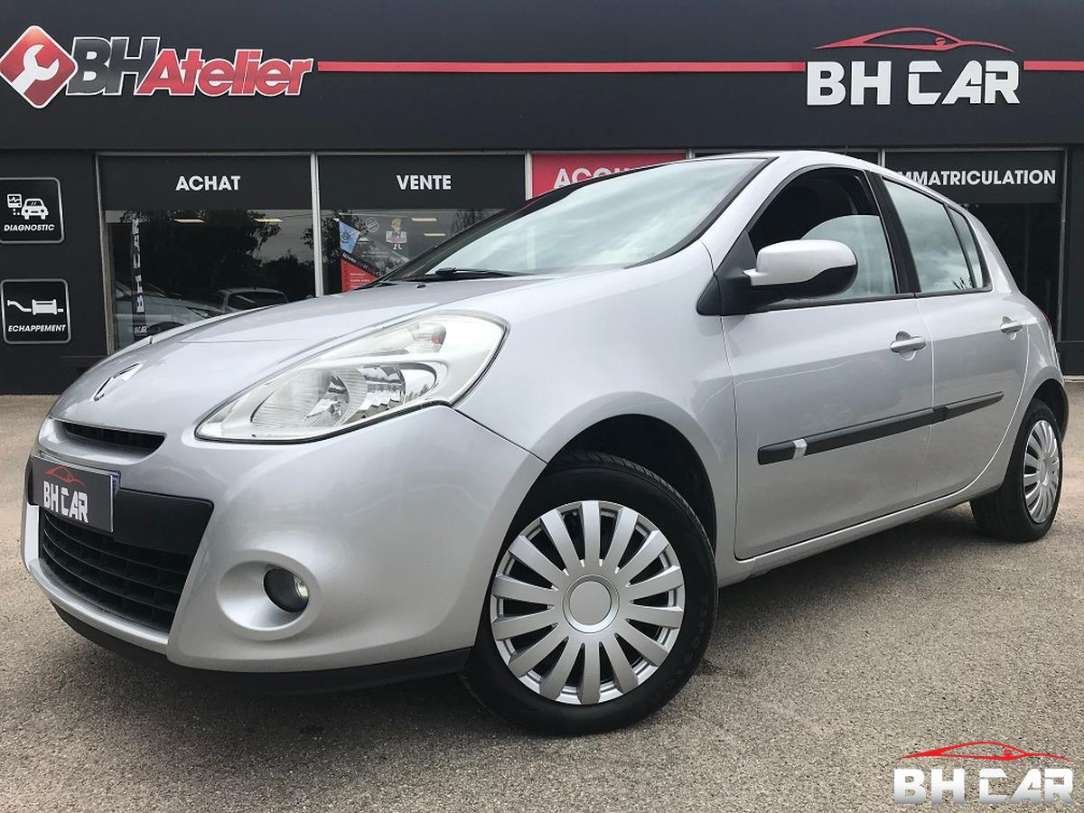 Renault Clio III 5 portes Phase 2 1.5L dCi 65 ch
