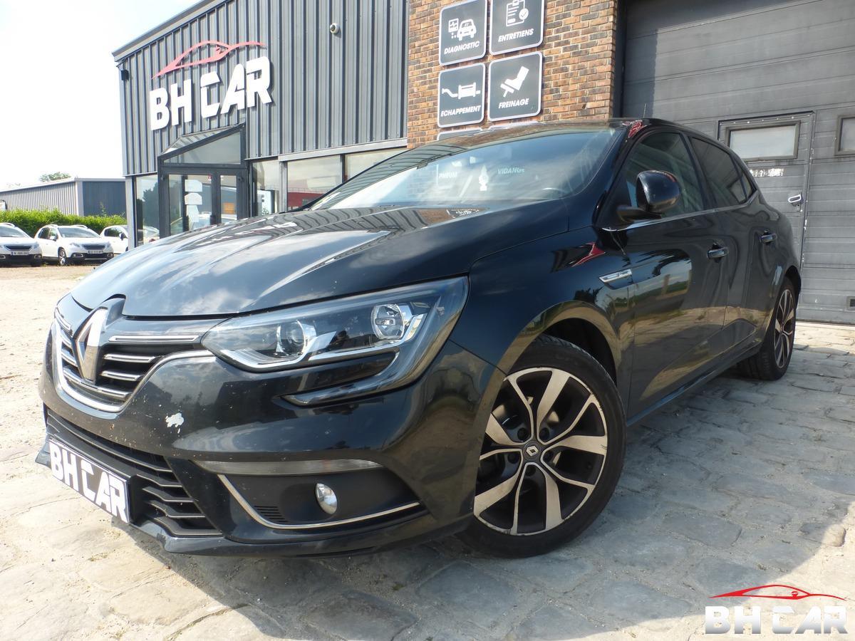 Renault Megane mégane 1.5 energy dci - 110 BOSE
