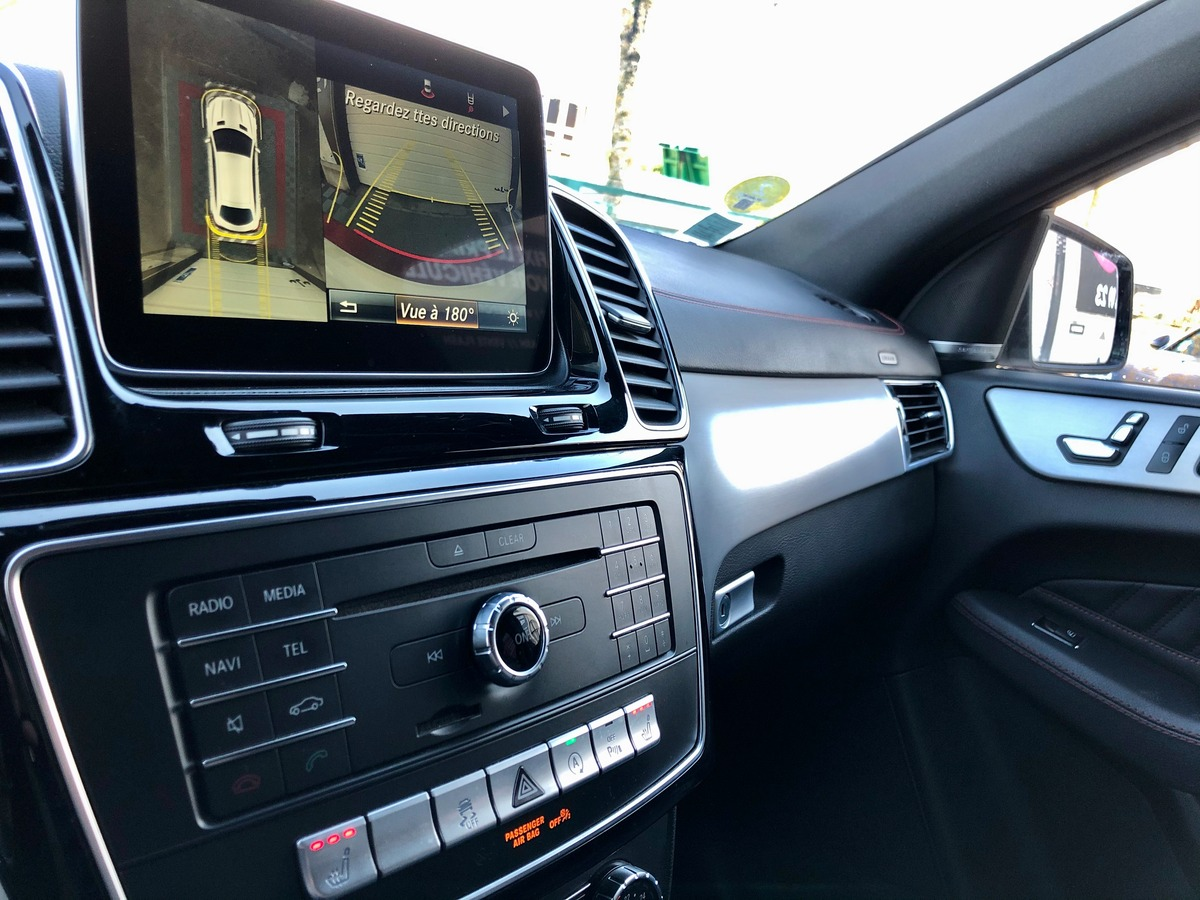 Mercedes Classe Gle COUPE 350 D FASCINATION FULL g