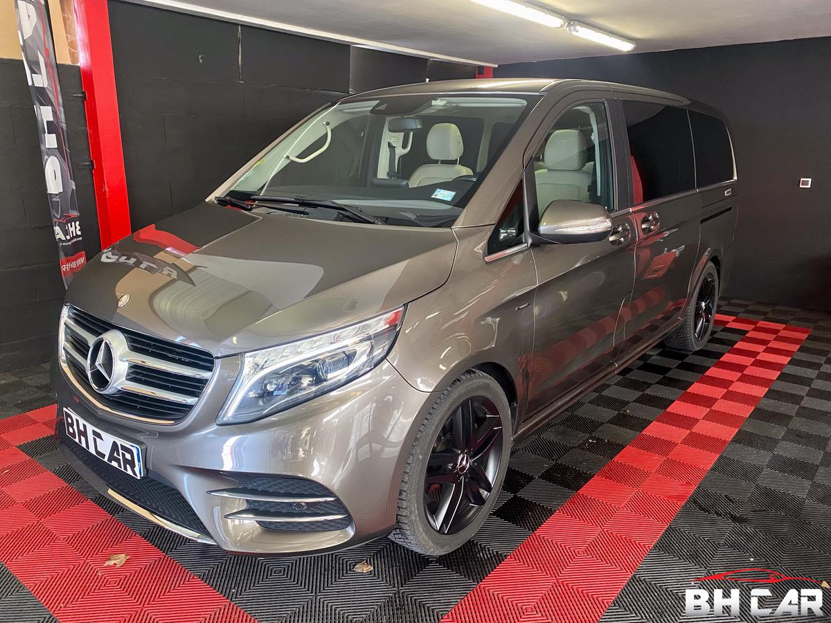 Mercedes Classe V v long 250 d blueefficiency - bv