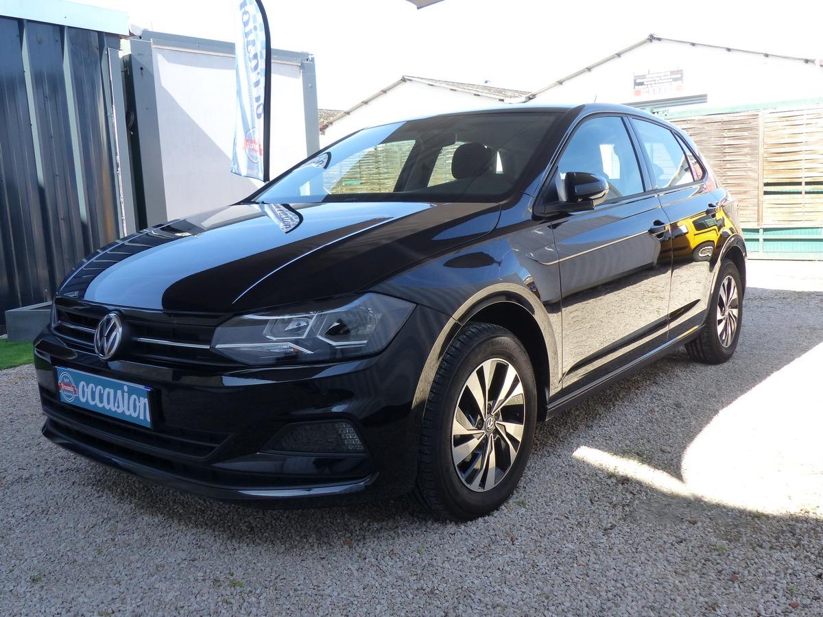 Volkswagen Polo VI 1.0 TSI 95 CH CONFORTLINE 5P s