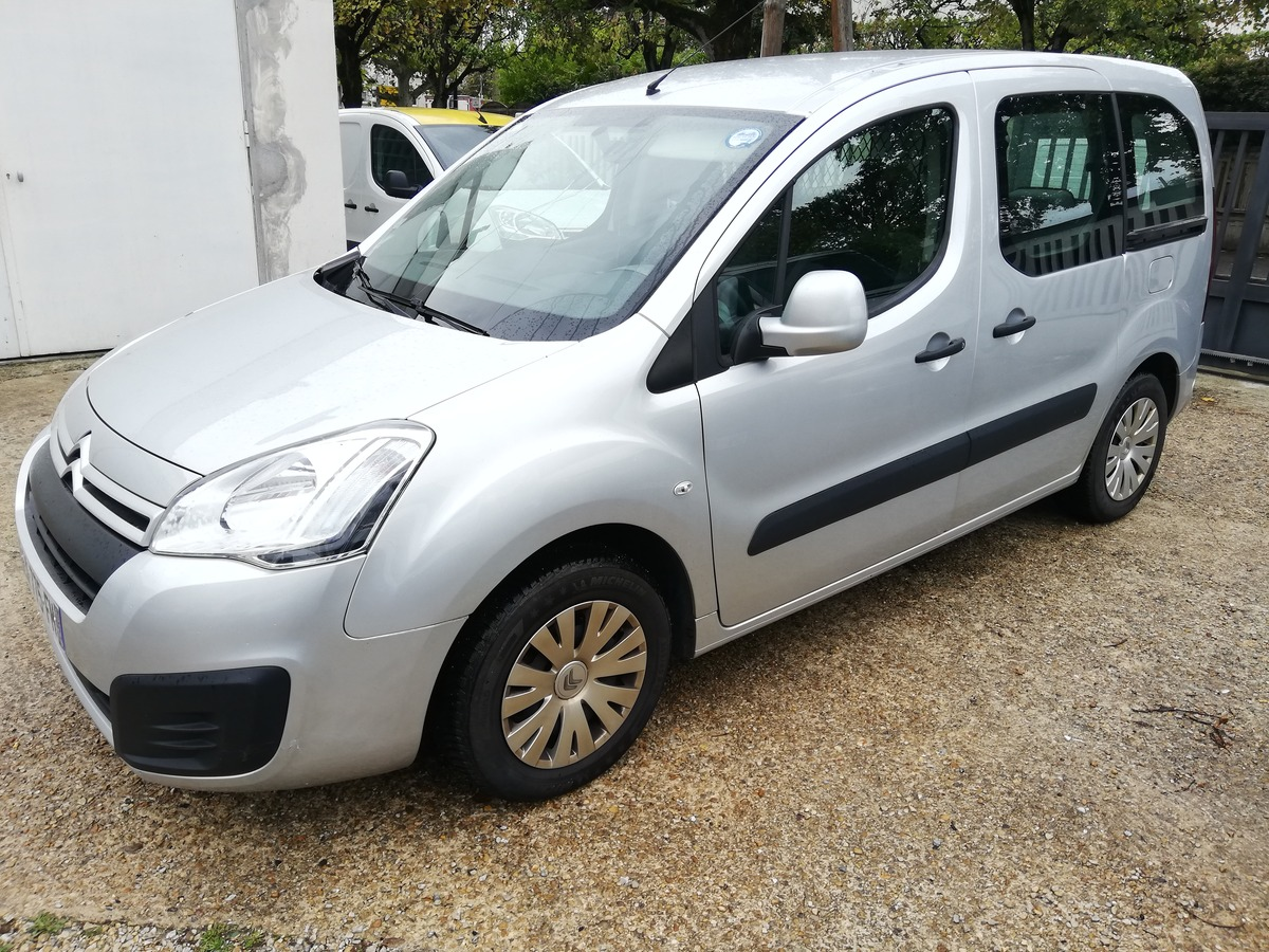 Citroen Berlingo 1.6 HDI 100CH ETG6 FEEL TVA 2