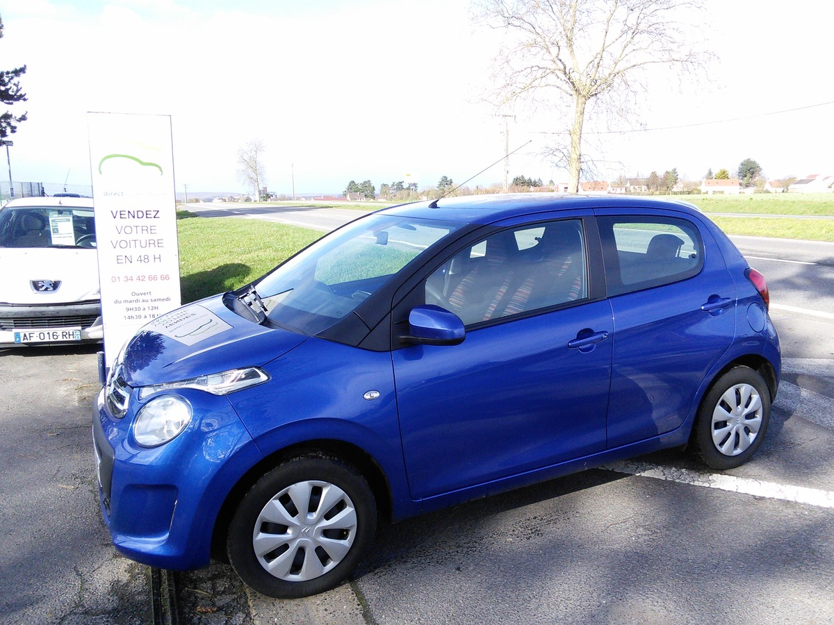 Citroen C1 1.0 VTI 72 FEEL 5P 11145km
