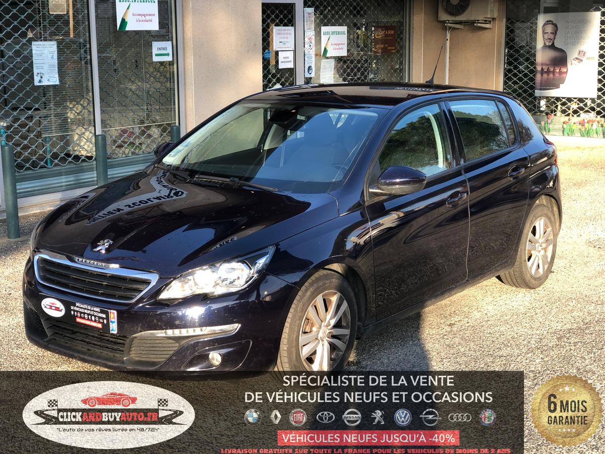 Peugeot 308 1.6 HDI PACK CLIM 120 CH fr
