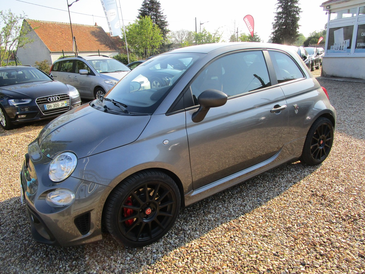 Fiat 500 abarth 595 COMPETITION 180