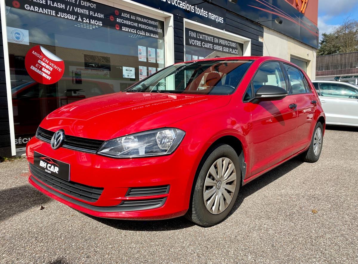 Volkswagen Golf VII 1.6L Blue Motion 105 Trendline
